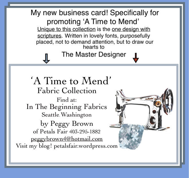 Post of Business card