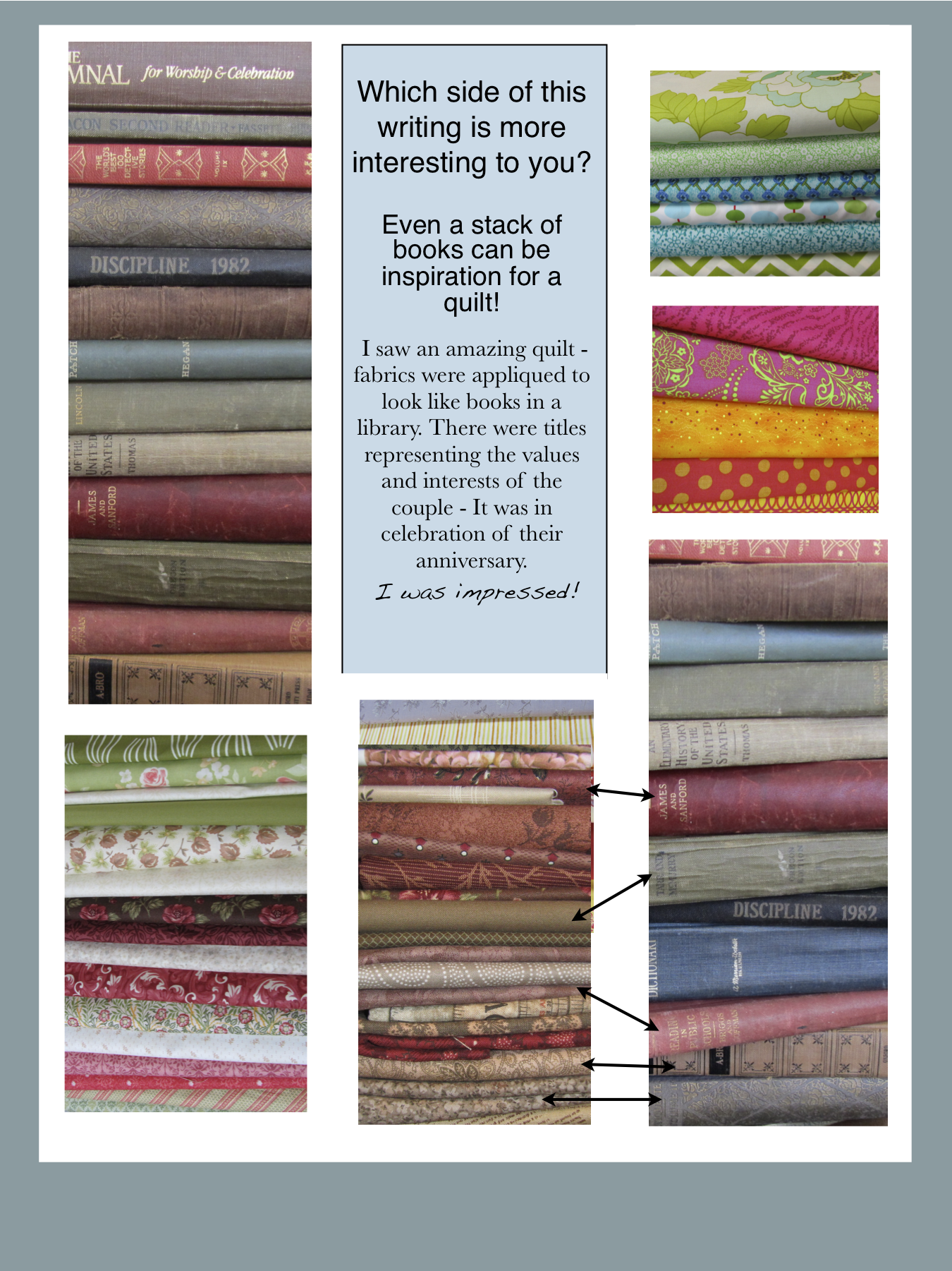 Quilting Inspiration!