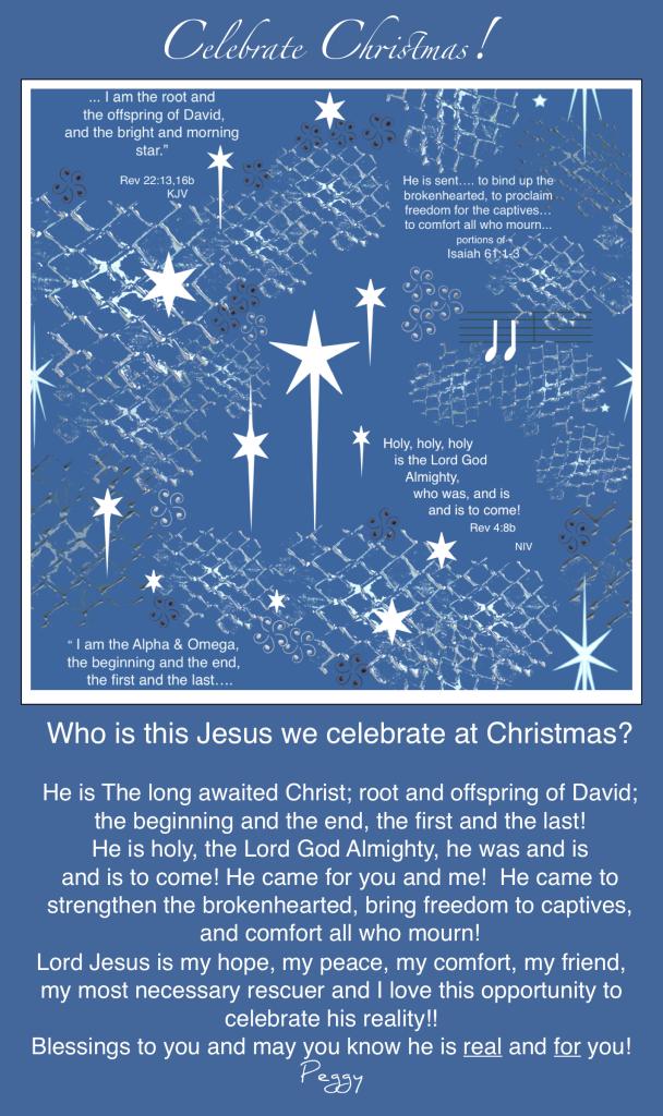 Celebrate Christmas!